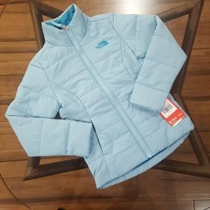 NWT The North Face Girl's Harway Jacket, sz 7/8